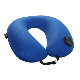 Eagle Creek Exhale Neck Pillow blue sea